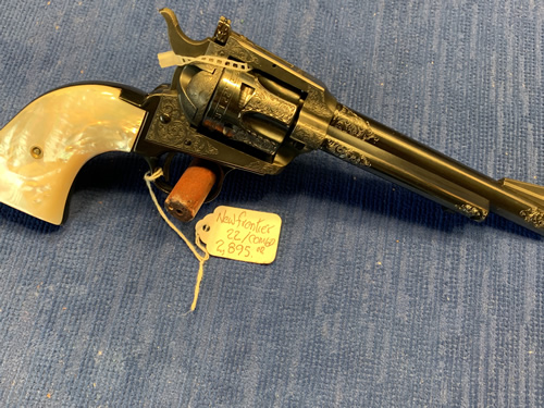Colt New Frontier 22 For Sale